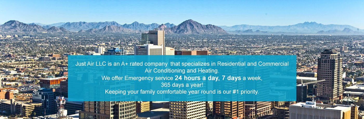 Best AC Maintenance in Arizona Scottsdale Chandler Gilbert Mesa